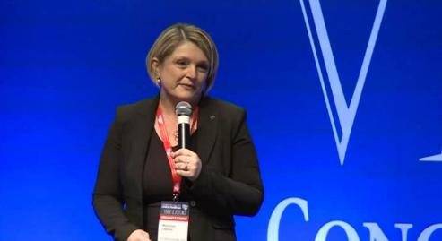Apertura della Presidente Marina Calderone
